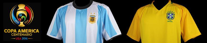 南米代表チーム  コパ・アメリカ2016モデルはコチラ